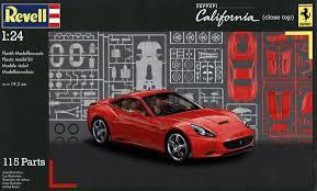 revell california revell rev 07191 california plastic scale modelkits