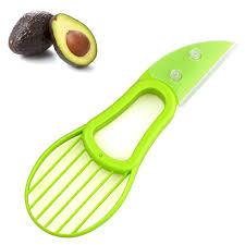 aliexpress com buy 3 in 1 avocado slicer fruit avocado cutter