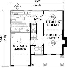 colonial style homes floor plans colonial style house plan 3 beds 1 00 baths 1761 sq ft plan 25 4789