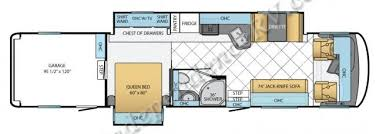 Toy Hauler Floor Plans 2014 Newmar Canyon Star 3921 New Gas Toy Hauler Motorhome Floor