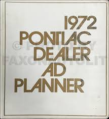 1972 pontiac cd rom parts book repair shop manual u0026 body manual