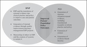 distinguishing the preparation and roles of doctor of philosophy