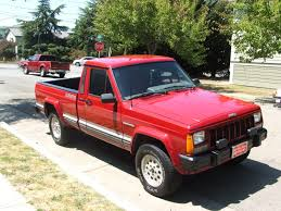 1988 jeep comanche pioneer 4x4 1992 jeep comanche information and photos zombiedrive