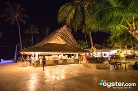 pool bar and snack area at the viva wyndham dominicus beach
