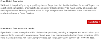 Barnes And Noble Price Match Policy New Target Price Match Policy U2014 Young U0026 Free Michigan