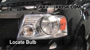 05 ford f150 headlights how to change the headlight turn signal and brake lights on a