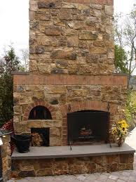 Brick Oven Backyard by Plans For A Brick Outdoor Fireplace With Pizza Oven Google