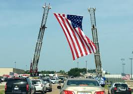 Mass Flag Remembering The Fallen Patrick Zamarripa Was A Peacemaker From