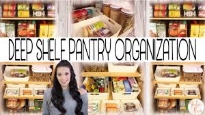 how to store food in a cupboard how to organize pantry shelves shirlee