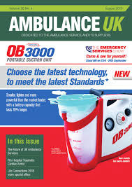ambulance uk vol 30 no 4 august 2015 by media publishing