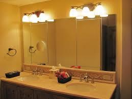 bathroom wonderful rayne mirrors double wide vanity wall mirror