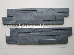 exterior design grey stone veneer panels for wall decoration ideas