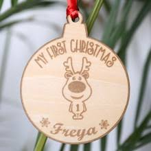 1st Christmas Decorations Popular Personalized Christmas Decorations Buy Cheap Personalized