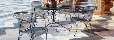 Woodard Patio Table Decor Of Woodard Wrought Iron Patio Furniture House Design Images