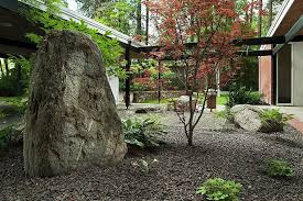 glow in the dark landscaping rocks and pebbles landscape