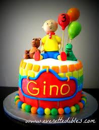 caillou birthday cake 11 caillou cakes for photo caillou birthday party invitation
