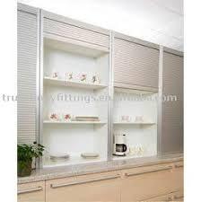 Shutter Door Cabinet Cabinet Rolling Shutter Door Cabinet Blinds Sliding Door Buy
