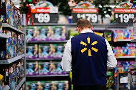 walmart is holdings thousands of in its stores