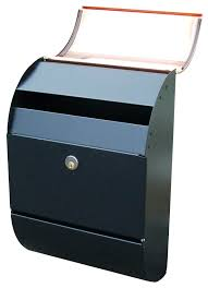 Whitehall Wall Mount Mailbox Whitehall Wall Mount Removable Locking Insertwall Mailbox With