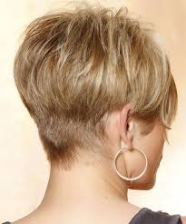 bob hairstyle cut wedged in back wedge views haircut back short angled bob hairstyles back view