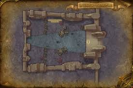 black temple map gurtogg bloodboil black temple map of warcraft cataclysm