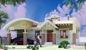 1001 square feet one floor house kerala home design bloglovin u0027
