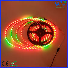 020smd dc12v ws2811 60led m rgb addressable digital led