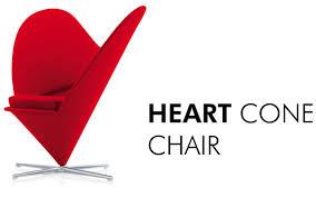 Cone Chair Heart Cone Chair Vitra Furniture Verner Panton