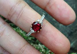 ruby diamond ring 1 50 carats unheated untreated mozambique ruby with