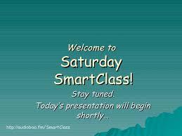 http smart class online saturday smartclass