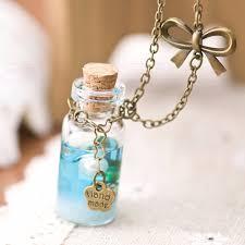 bottle necklace aliexpress images Glass vial necklace awesome wholesale wishing bottle necklace jpg
