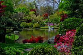 St Louis Botanical Garden Hours Photograph Japanese Pond Missouri Botanical Garden St