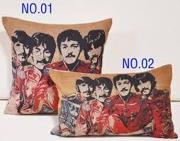 aliexpress com buy creative andrew martin beatles cushion linen