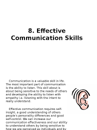 effective communication skills extraversion and introversion