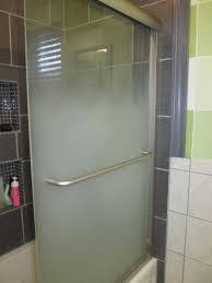 Sterling Finesse Shower Door Sterling Finesse 59 5 8 In X 55 3 4 In Semi Frameless Sliding