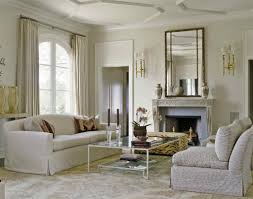 cute living room mirrors design on classic home interior design
