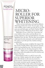 Serum Flawless White Ponds pond s flawless white anti spot intensive whitening serum micro