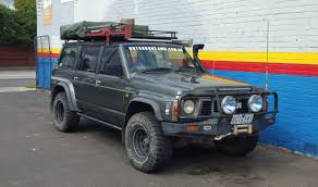 nissan patrol 1990 interior scott u0027s 2005 gu patrol off roader loaded 4x4