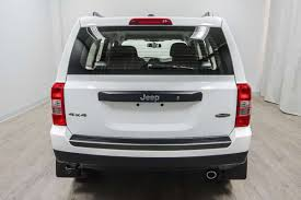 jeep patriot back jeep patriot for sale in moose jaw saskatchewan