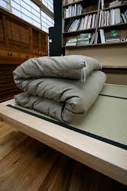 Floor Futon Chair Japanese Futon And Tatami An Alternative To Western Mattress