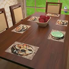 quality dining table placemats u0026 mats designs