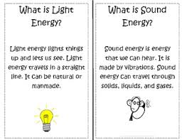 Is Light Energy Energy Heat Light And Sound By Carissa Teachers Pay Teachers