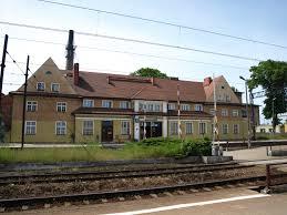 prabuty stacja kolejowa jpg 3648 2736 travel pinterest