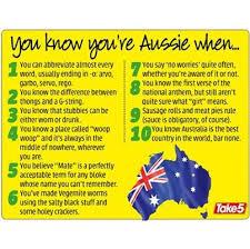 Funny Australia Day Memes - top ten aussie isms travel giggles pinterest top ten