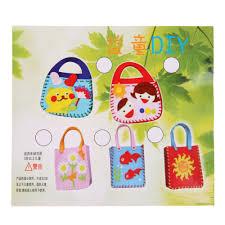 best non woven cloth cartoon animal flower handmade kids children