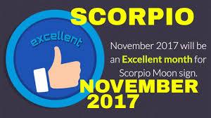 2017 horoscope predictions scorpio vrishchik rashi monthly horoscope for november 2017