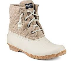 womens sperry duck boots size 9 best 25 white boots ideas on sperry duck shoes