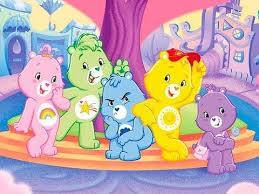 care bears hasbro friend bear toy surprise toys 玩具