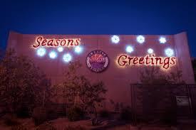 Zoo Lights Phoenix Arizona by Glendale Glitters Enchanted Evenings Jingle Bell Rockin U0027 Nights