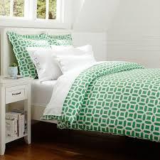 Best 25 Pottery Barn Duvet Peyton Duvet Cover Sham Kelly Green Pbteen For Amazing Home Green